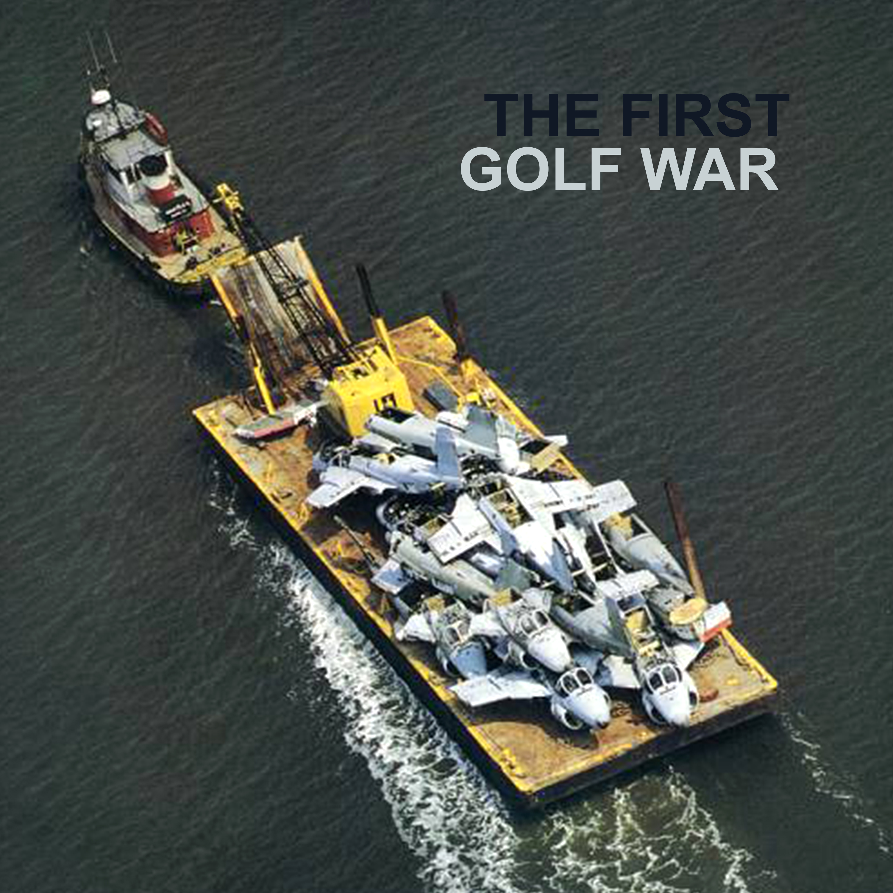 The First Golf War - Pt. 1